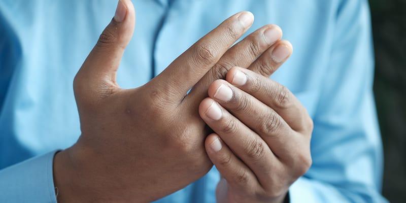 Arthritis in Finger Joints